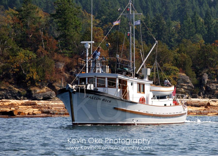 Westcoast Work Boat Association Rendezvous, Ladysmith Marina, British Columbia, Canada