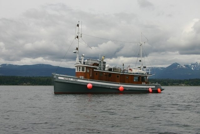 SECHELT CHIEF